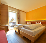 Hotel Drei Birken Family Rooms